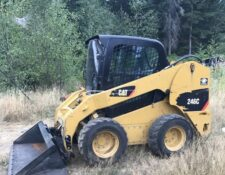 Cat 246c Skid Steer