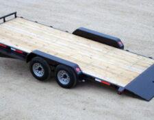 20 ft 1400 GVW Tilt Deck Trailer