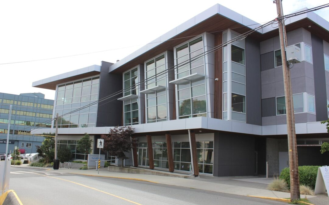 Nanaimo City Hall Annex