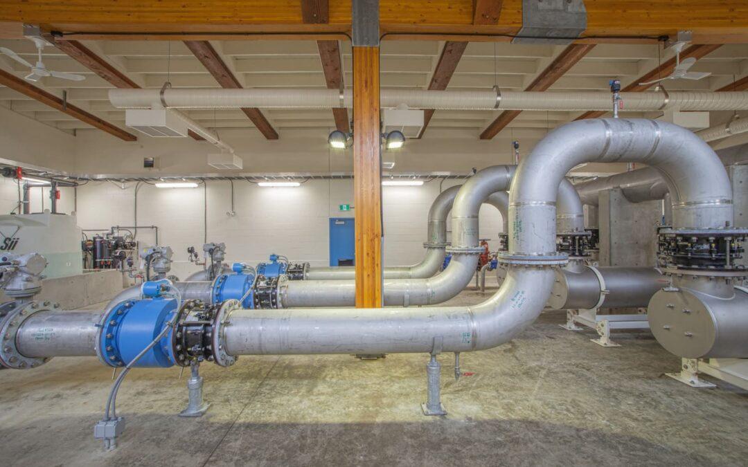 Bainbridge Water Treatment Plant